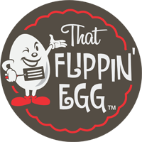 That Flippin' Egg Mobile Retina Logo
