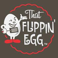 That Flippin' Egg Logo